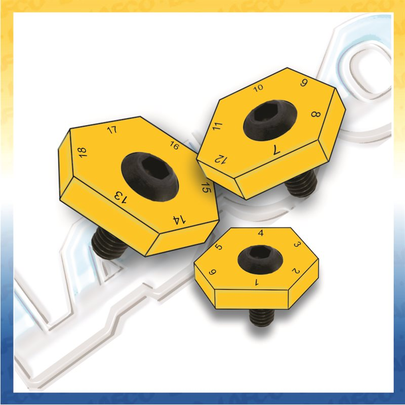 Adjustable Micro™ Clamps