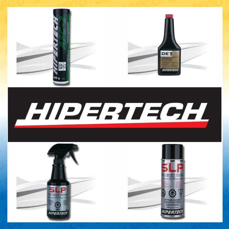Hipertech - Industrial Synthetic and semi-synthetic Products