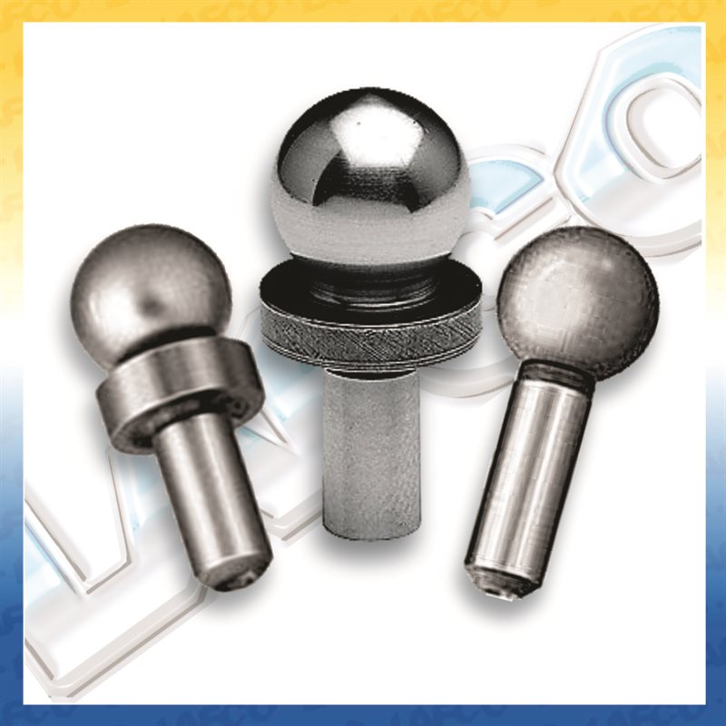 Tooling Balls & Covers