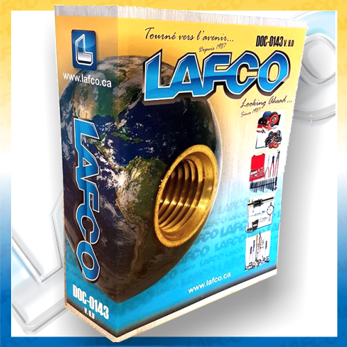 Lafco Tooling Catalog